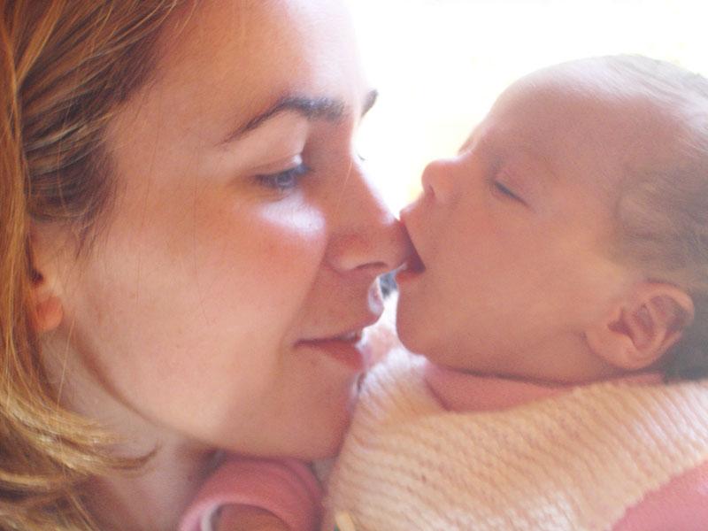 allattamento primi giorni bambino