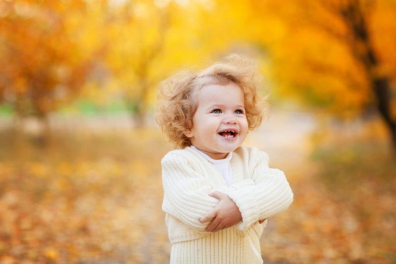 Autunno: l'abbigliamento ideale per il tuo bambino