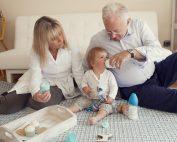 La festa dei nonni: I nonni ci salvano la vita