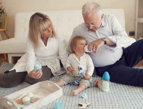 Nonni e nipoti: un rapporto prezioso
