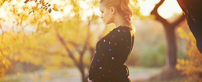 essere belle in gravidanza