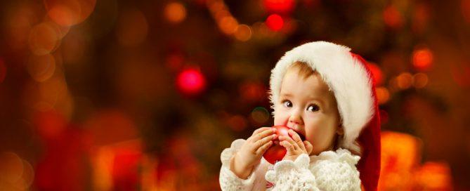 il menu delle feste per bambini