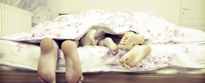 Vita sessuale di coppia dopo la gravidanza
