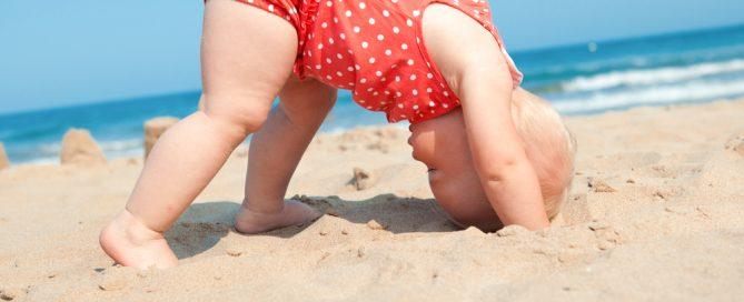 spiagge italiane per vacanze con bambini