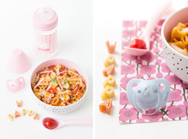 ricetta pasta baby
