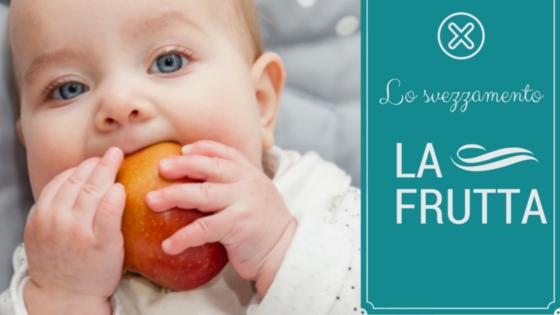 frutta-svezzamento