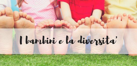 I bambini e la diversità