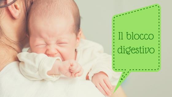 blocco digestivo