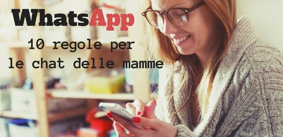 WhatsApp-regole-mamme