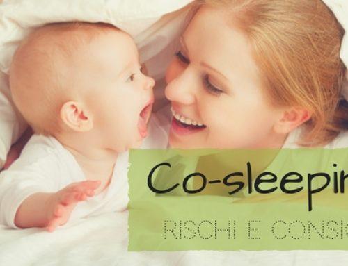 I vantaggi di dormire con i neonati