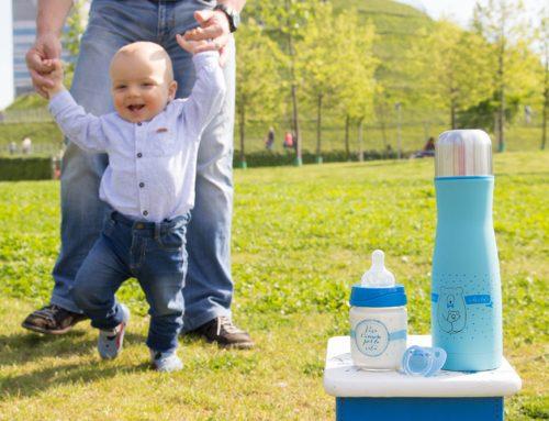 7 attività (+1) da fare con i bambini da 0 a 4 mesi