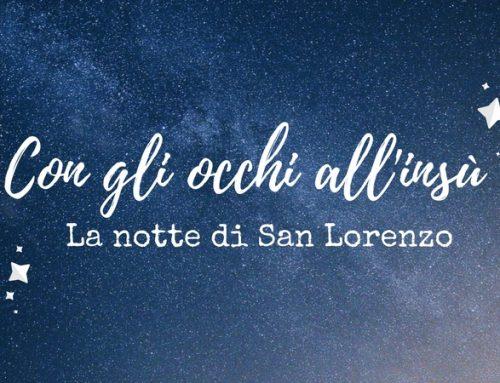 Con gli occhi all'insù: la notte di San Lorenzo spiegata ad un bambino