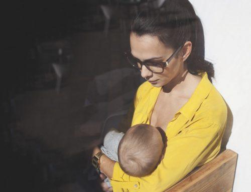 L'allattamento al seno: cosa fare se si ha la mastite?