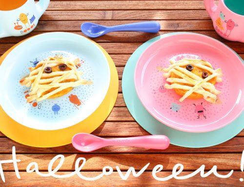 Ricetta per bambini: Facce da Halloween alla zucca