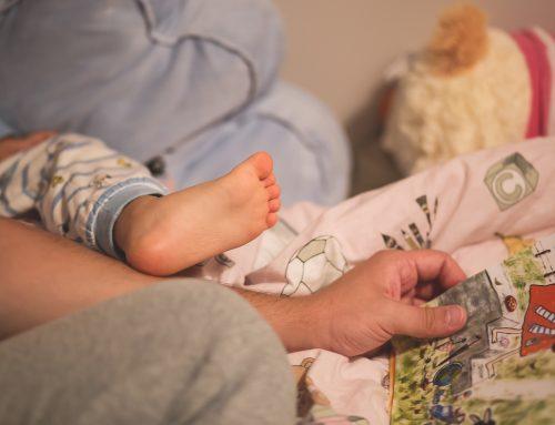 Leggere è importante: anche da neonati!