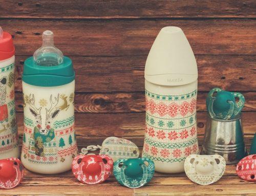 A Natale torna la magia delle feste con la collezione Winter di Suavinex