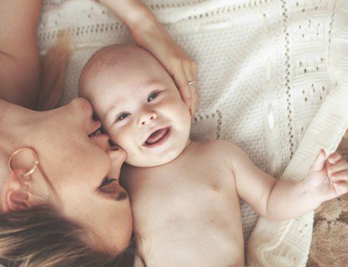 L'importanza dell'odore della mamma per il neonato