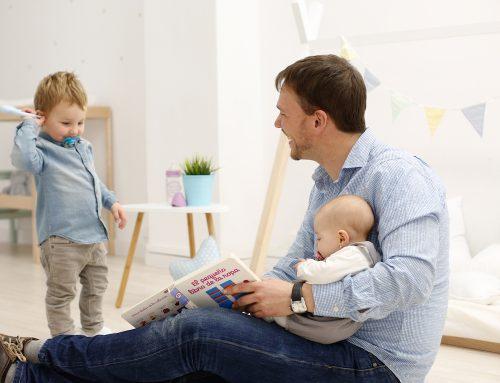 Con il secondo figlio è tutto più facile?