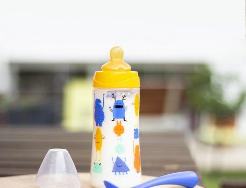 Tipi di tettarella per il biberon del tuo bebè