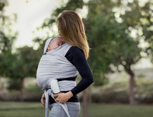 I vantaggi della fascia porta bebè