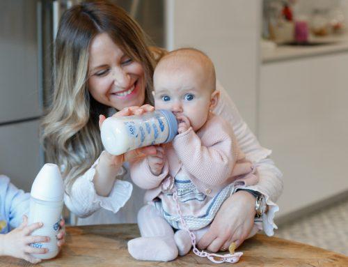 Suavinex Rose et Bleu Toy: accessori teneri e chic per bebè