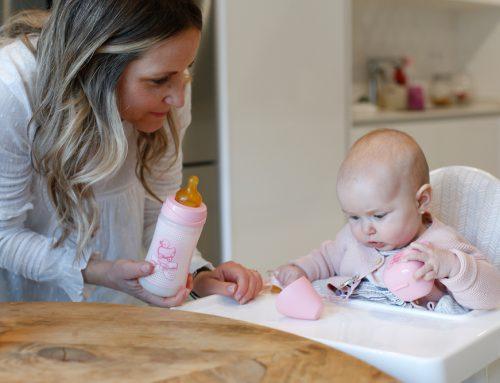 4 semplici suggerimenti (+1) per creare un legame col tuo bimbo allattando con il biberon