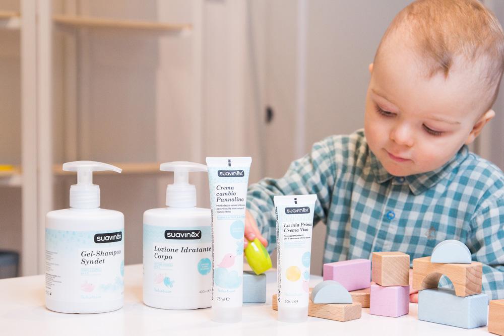 Cosmetica-neonato-suavinex-pannolino