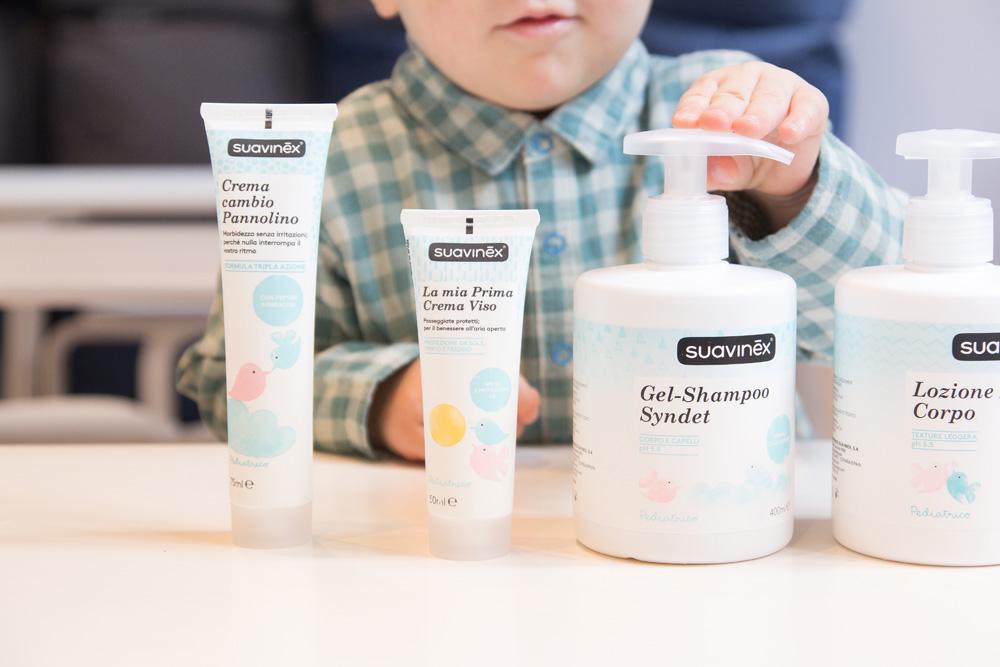 crema viso bambino suavinex