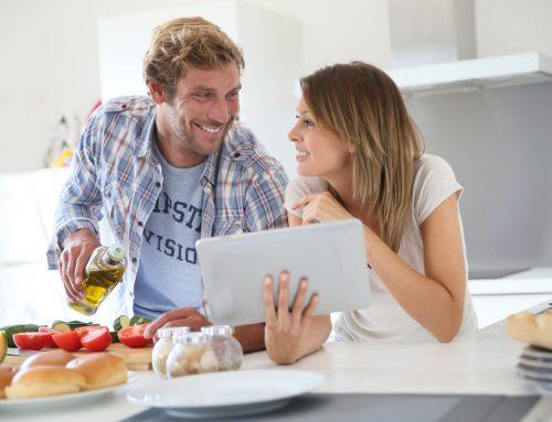 5 regole d'oro per un'alimentazione corretta dedicate a tutta la famiglia