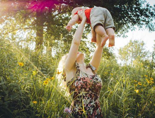 Le allergie primaverili nei bambini