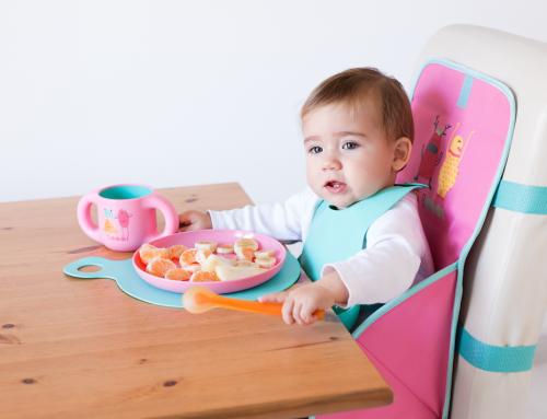 7 sostanze nutritive per rafforzare il sistema immunitario del tuo bambino