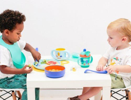 Imparare a mangiare da soli è un gioco da bambini