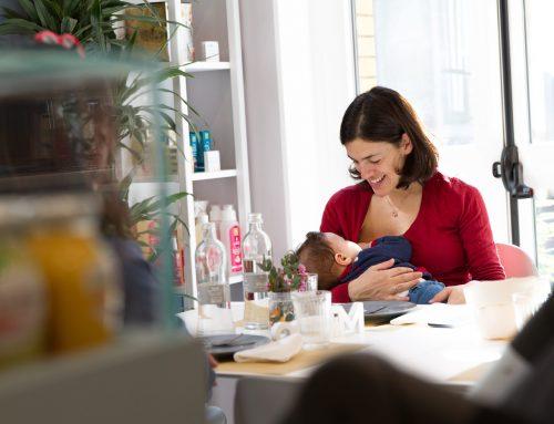 Come prepararsi all'allattamento materno