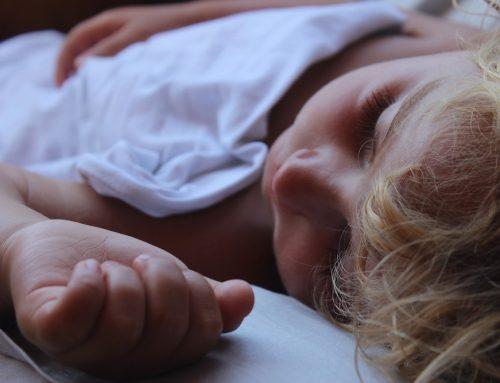 Le paure di una mamma quando il bimbo si ammala