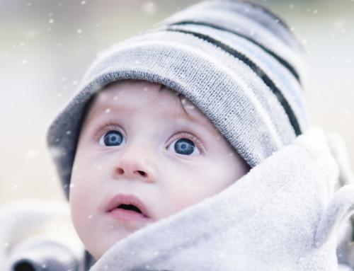 Come proteggere la pelle dei bambini piccoli in inverno?