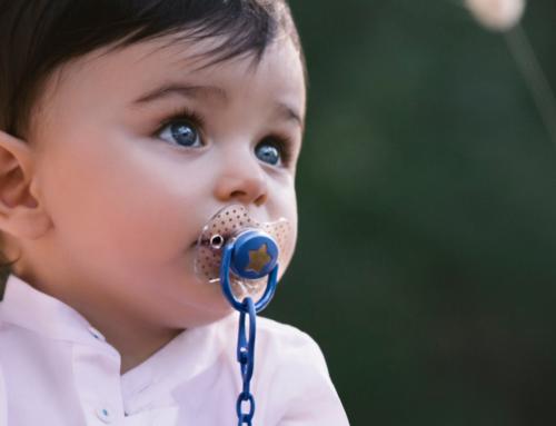 Tutto ciò che devi sapere per scegliere il ciuccio del bambino
