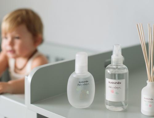 Baby Cologne Suavinex: il profumo dei ricordi per il tuo bebè