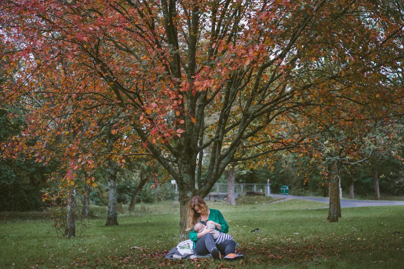 autunno-passeggiata-bambino
