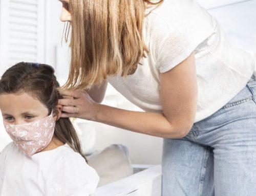 Mascherine igieniche: come farle indossare ai bambini?