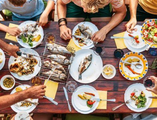 A cena fuori con amici e bambini: idee e consigli!